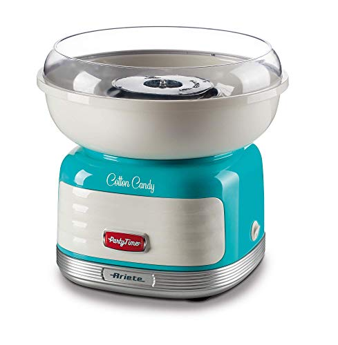 Ariete Cotton Candy Zuckerwattemaschine, 450 W, Blau