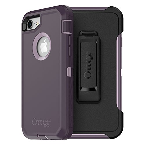 Top phone case iphone 8 plus otterbox purple for 2020
