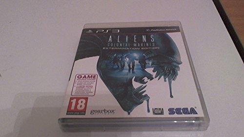 Aliens Colonial Marines Extermination Edition PS3 [Importación inglesa]
