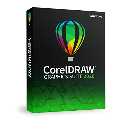 CorelDRAW Graphics Suite 2020 | Graphic Design, Photo, and Vector...