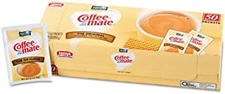 Coffee-mate Products - Coffee-mate - Original Powdered Creamer, 3 Gram Packets, 50/Box - Sold As 1 Box - Non-dairy powdered creamer tastes like the real thing. - Rich and creamy. -