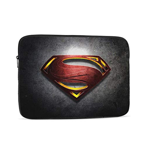 Su-Per-Man Laptop Sleeve Case Tablet Protective Bag for 10in/12in/13in/15in/17in Electronic Products