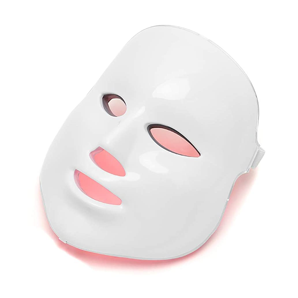 夢中古風な怖い7色の顔のマスクLED顔のマスクLEDの顔のマスクの美は導かれた顔のマスクの美機械を導きました