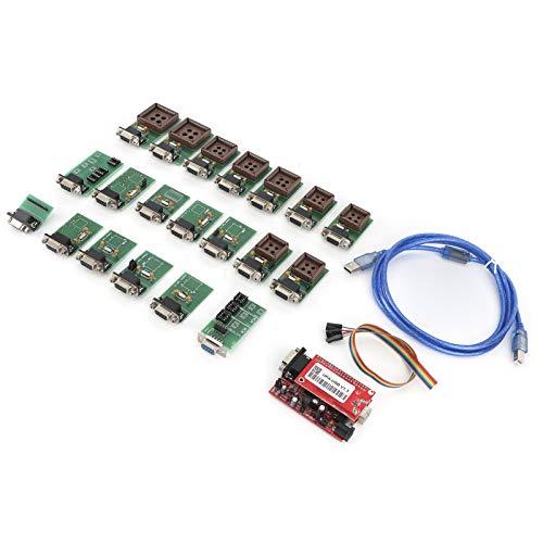 Programador de ECU, herramienta de diagnóstico automático Programador de ECU Detector de fallas UPA-USB Lector de código OBD2 Escáner