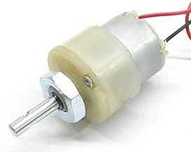 Verve VTM006 100 RPM 12V DC Geared Motor (White)