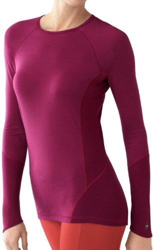 Smartwool NTS SL231 T-Shirt léger à col Rond pour Femme
