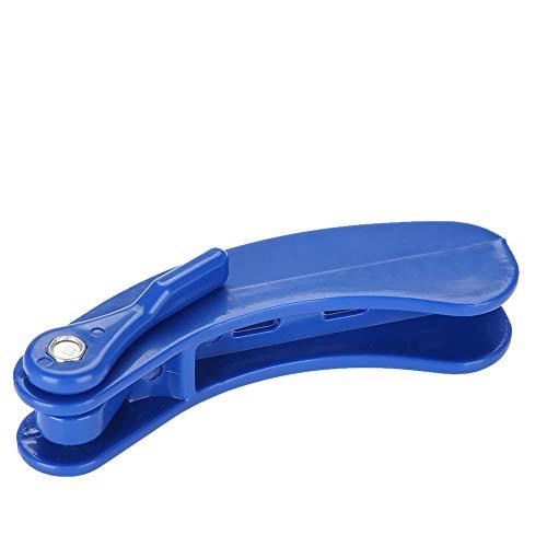 Apertura de puerta 2 llaves Ayuda ligera para girar la llave, ayuda portátil suave para llaves, prácticas llaves de almacenamiento para abrir la puerta