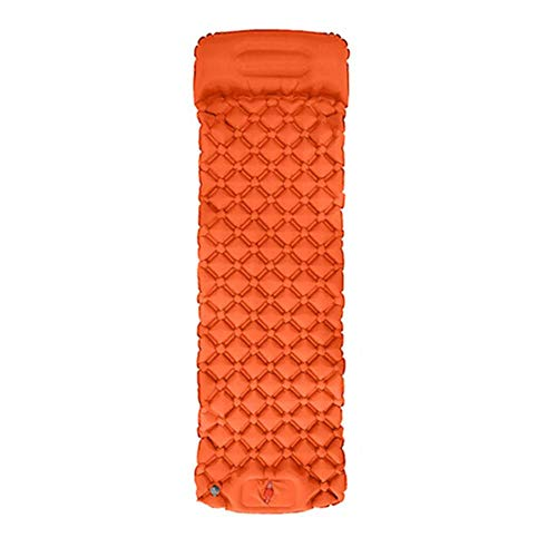 Air Bed Thicken Camping Mat Lightweight Tent Sleeping Pad Inflatable Mattress Portable Mat For Kia Rio 4 X-Line, A.