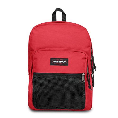 Eastpak Pinnacle Zaino, Casual Unisex – Adulto, 38 L, Rosso (Risky Red) P x L x A 25,5 x 32 x 42 cm