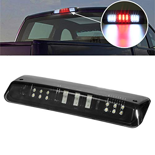 Partsam High Mount Stop Light 3rd Third Brake Light Replacement for Ford F150...