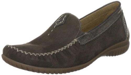 Gabor Shoes Damen Comfort Halbschuhe, Grau (fumo/anthrazit), 37.5 EU