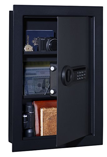 Stack-On PWS-15522 Wall Safe with Electronic Lock
