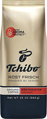 Tchibo RöstFrisch Röstmeister 35oz Ground