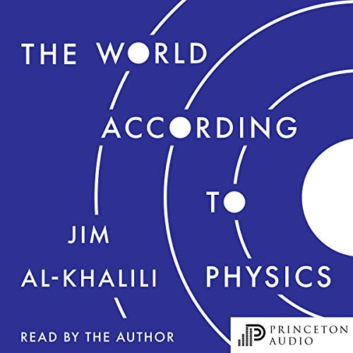 Page de couverture de The World According to Physics