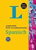 Langenscheidt Grund- und Aufbauwortschatz Spanisch - Buch mit Audio-Download