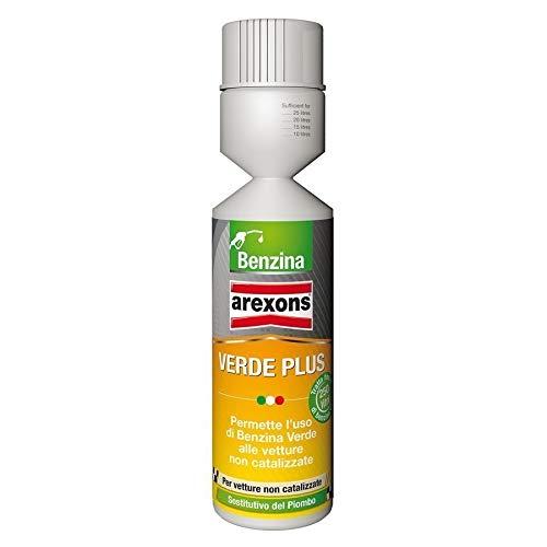 AREXONS 1077023 Additivo Benzina Verde Plus 1:1000, 250 ml