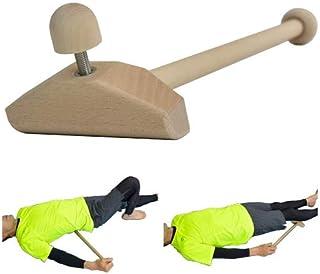 ALKTEC 指圧マッサージ器具「痛快棒」手が届かないところをズバリ押せる 指圧力もテコの原理で自由自在な ツボ押しグッズ 肩甲骨周り 背中 腰 臀部 股関節 太もも ひざ裏 ふくらはぎ など