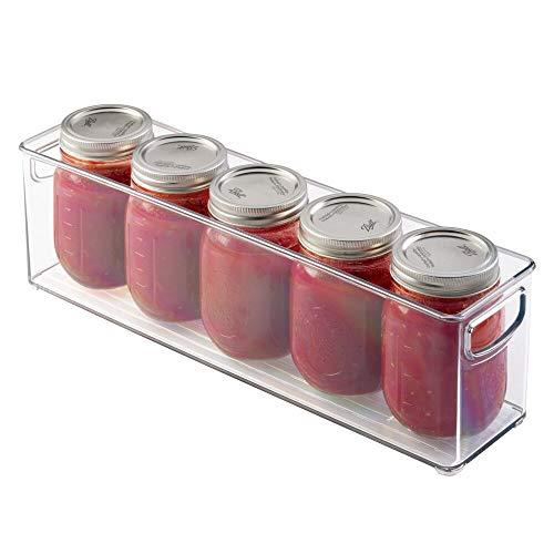Storage Organizer for Pint Size Mason Jars