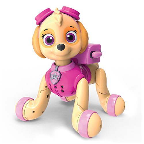 Paw Patrol, Zoomer Skye, Interactive Pup with Missions,...