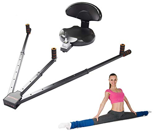 Leg Flexibility Training Equipment for Dancers Yoga Split Beginner,Home Gym Exercise Ligament Stretcher 3 Bar Leg Split Stretching Machine EGL Leg Stretcher Gymnasts