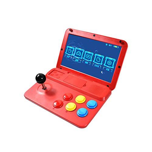 Jackallo Retro-Spielekonsole,Handheld Spielekonsole A13 Joystick Arcade Quad-Core-CPU-Simulator Videospielkonsole Retro-Spielekonsole Kindergeschenk, Handkonsolen für Kinder Erwachsene