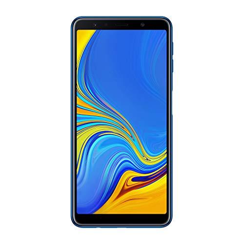 Samsung Galaxy A7 Smartphone, 64 GB, Dual SIM, Blu [Versione Italiana]