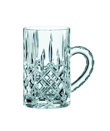 Spiegelau & Nachtmann - Juego de vasos de cristal, vidrio, claro, 250 ml