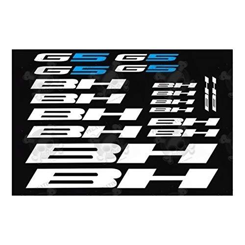 Adesivi per mountain bike BH per auto