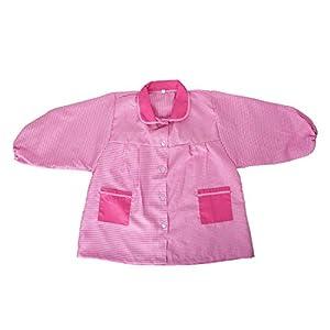 MISEMIYA - Baby 609 Bata Infantil Uniforme GUARDERIA - Rosa, 3 Años