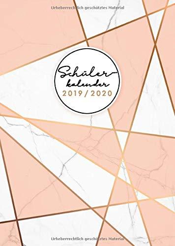 Kalendarz szkolny 2019 – 2020: planer szkolny, szkolny i studencki 2019/2020 | od sierpnia 2019 r. do sierpnia 2020 r. | planer szkolny 2019 2020 | przybory szkolne dla dziewcząt, nastolatków