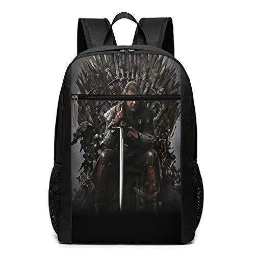 Mochila de viaje Totem de juego de tronos, resistente al agua, mochila de negocios, para colegio, escuela, estudiante de regalo, mochila informal para senderismo