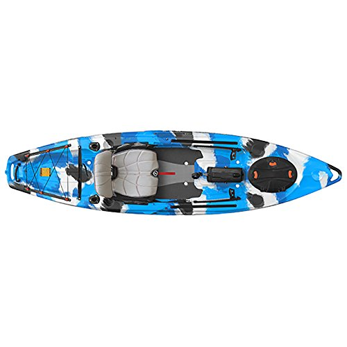 Feelfree Lure 11.5 Kayak 2017 - 11ft6/Blue Camo