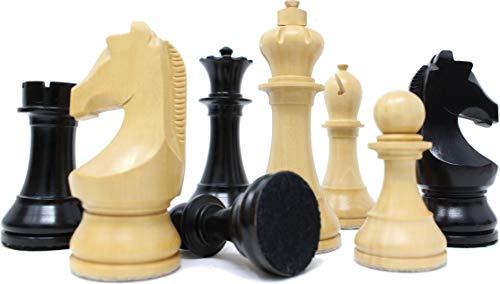 チェスジャパン チェス駒 チャンピオンシップ 96mm 収納箱付属