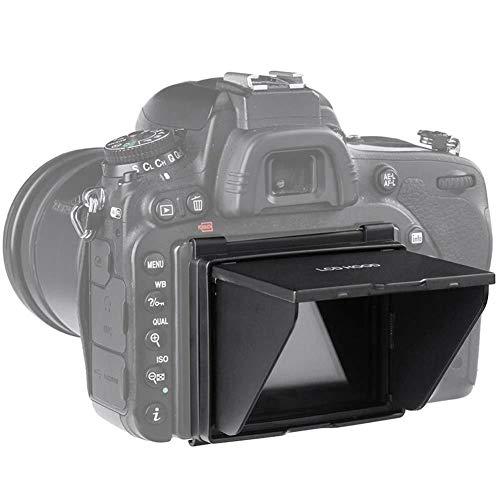 Camera zonwerende folie, pop-up camera LCD schermbeschermer zonwerende folie zonwerende hoes voor Nikon D750