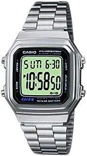 Casio A179W-1A For Men Digital, Casual Watch