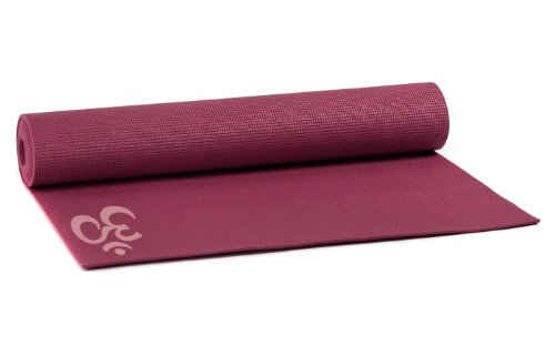 Yogistar Yogamatte Basic OM Bordeaux