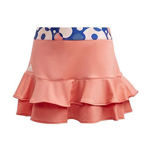 adidas G Frill Skirt, Gonna Bambina, Serode, 140 (9/10 Años)