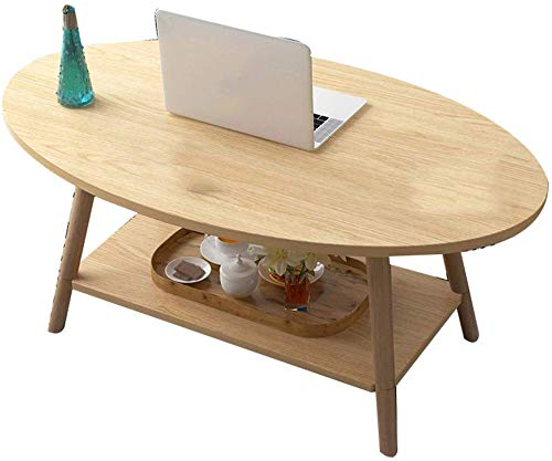 QTQZDD dubbele eettafel, multifunctioneel, eenvoudig te installeren bank, tafelbioscoop, theetafel, ruimtebesparend, met sterke 10042 cm (kleur: A2) 2 2