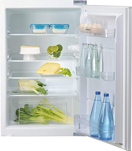 IGNIS Einbau Kühlschrank Vollraum 88er Niesche 131 Liter Abtauautomatik LED Beleuchtung