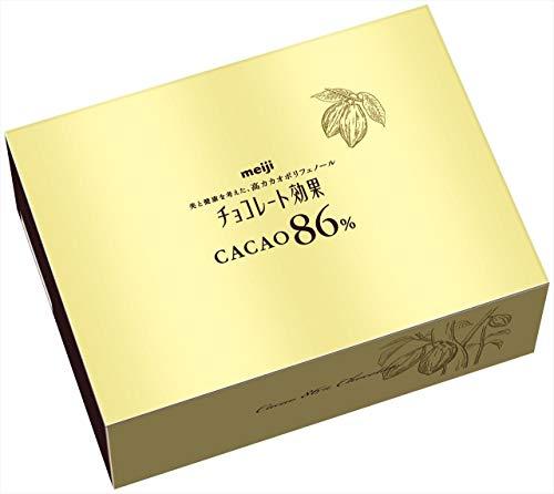 明治 チョコレート効果カカオ86%大容量ボックス 935g