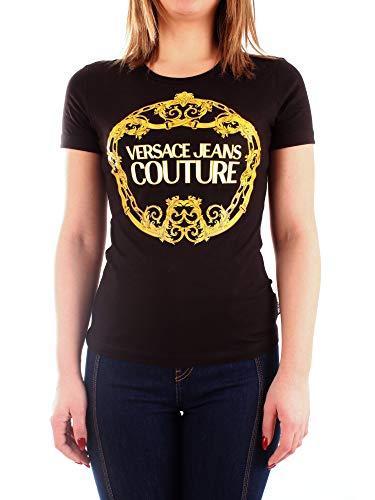 Versace Jeans Couture B2HVA7E0-30311 T-Shirt Manica Corta Frau M