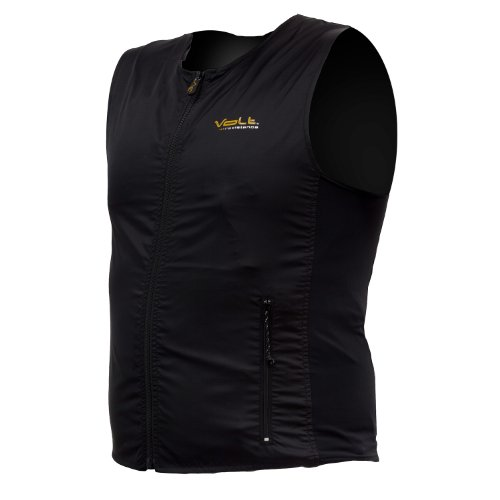 Volt Resistance Heated Vest Liner Medium Black