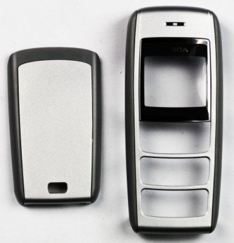 Guscio per Nokia 1600 Silver (Front+B.C+Lens) (Original)