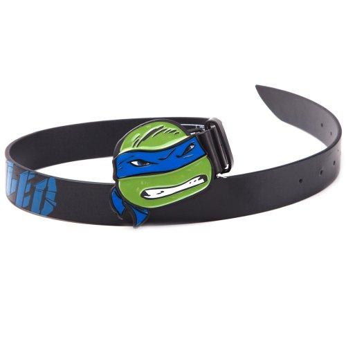 Ninja Turtles - Leonardo Blauwe Buckle Riem - 85 cm