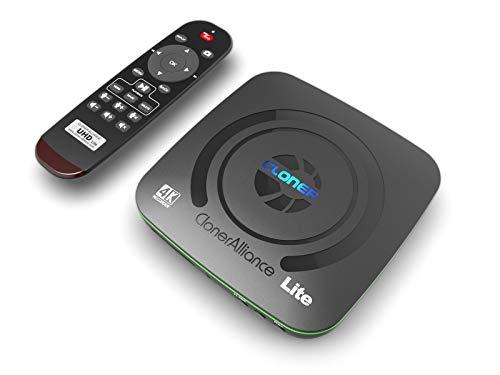 ClonerAlliance UHD Lite, Standalone 4K H.265 HDMI Video e Gaming Recorder, nessun PC richiesto. Riproduzione istantanea.