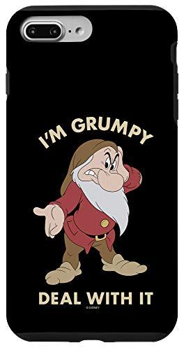 iPhone 7 Plus/8 Plus Disney Snow White I'm Grumpy Deal With It Case