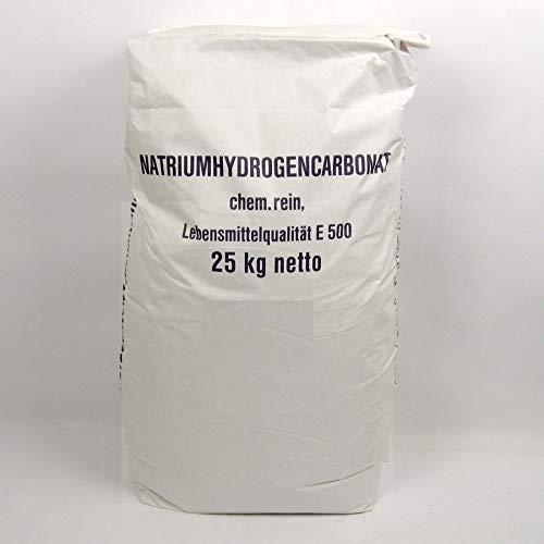 Sala 25 kg Natriumhydrogencarbonat Natron Natriumbicarbonat E500ii konv.