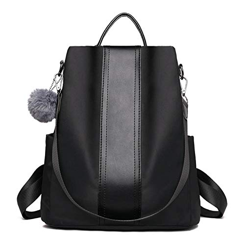 Bia Tobias 2019 New Style Damen Tasche Oxford Tuch Schultertasche Wasserdicht Anti-Diebstahl Rucksack Freizeit Reisetasche Studententasche BK
