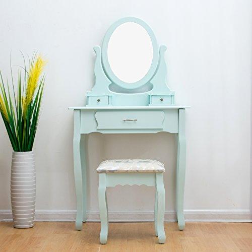 CherryTree Furniture DUCK EGG Dressing Table