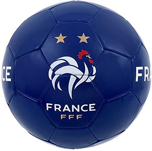 Ballon de Football FFF - 2 étoiles - Collection Officielle Equipe de France de Football - T 5